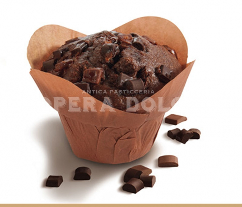 Muffin 120g Double Chocolate