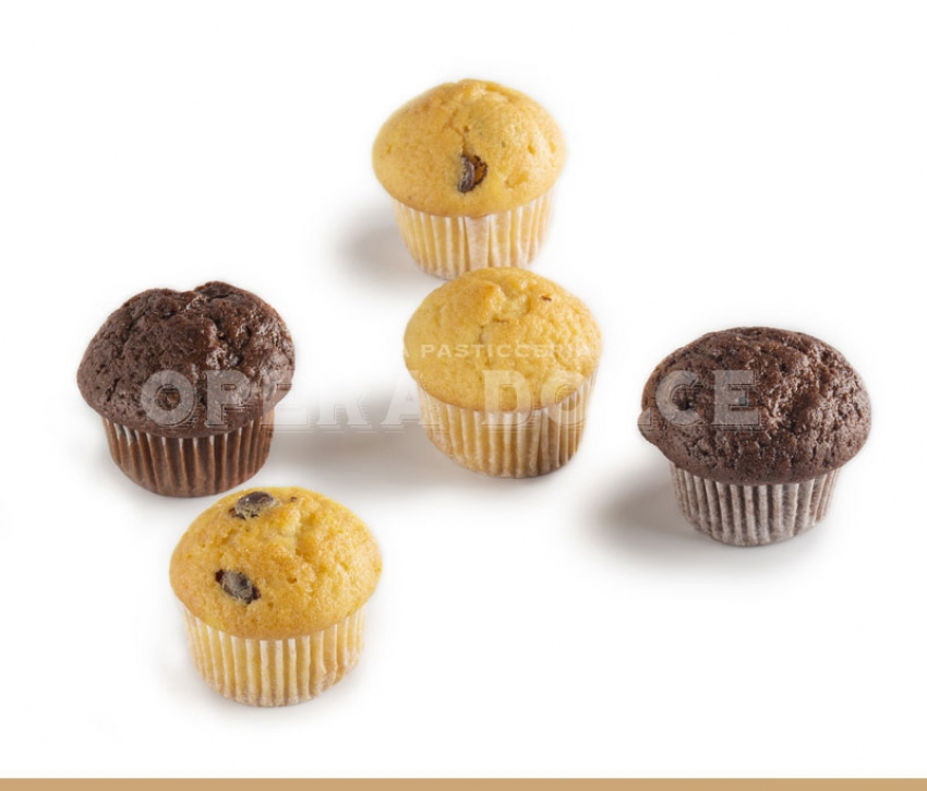Mini Muffin Assortiti - Pronto Impiego